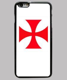 Funda iPhone 6 Plus Templaria