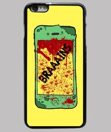 Funda iPhone 6 Plus Zombiephone