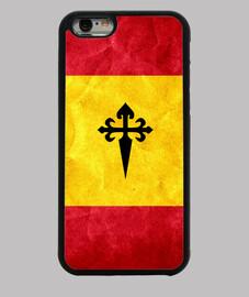 Funda iPhone 6 'Santiago'