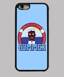 Funda iPhone 6, summer