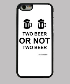 Funda iPhone 6. Two beer or not two beer