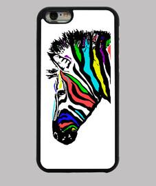 Funda Iphone 6 Zebra NK