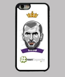 Funda iPhone 6 Zidane