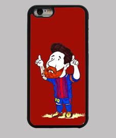 Funda iPhone 6,barcelona,para el,para ella,futbol,messi,regalo,