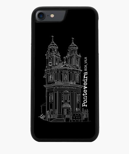 Funda iPhone 7 / 8 7-8. Pontevedra.Peregrina