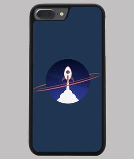 Funda iPhone 7/8 PLUS, negra
