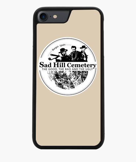 Funda iPhone 7 / 8 7 /8 Sad Hill logo