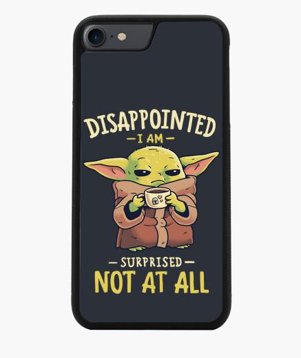 Funda iPhone 7 / 8 Baby Yoda Mandalorian...