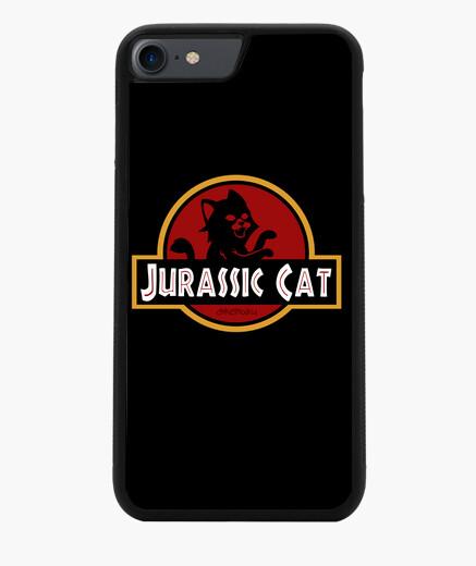 Funda iPhone 7 / 8 Jurassic Park Cat...