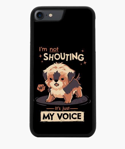 Funda iPhone 7 / 8 Mi voz Yorkshire...