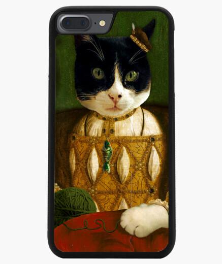 Funda iPhone 7 Plus / 8 Plus Gato Pancho I...