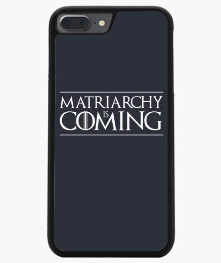 Funda iPhone 7 Plus / 8 Plus Matriarchy is coming