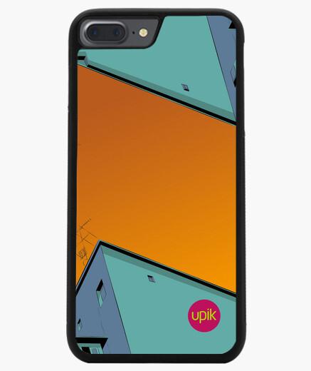 Funda iPhone 7 Plus / 8 Plus Orange Sky