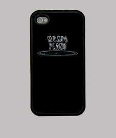 Funda iPhone,  negro
