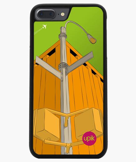 Funda iPhone 7 Plus / 8 Plus Advocado Sky