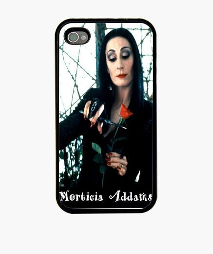 Funda iPhone Angelica Huston - Morticia...