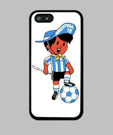 Funda Iphone Argentina gauchito 1978 78 mundial