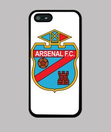 Funda Iphone Arsenal Sarandi