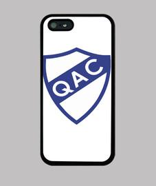 Funda Iphone Atlético Quilmes