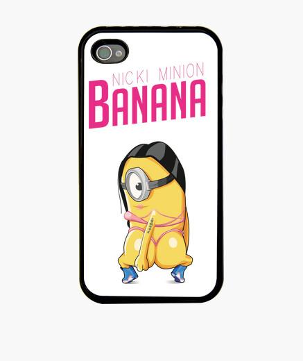 Funda iPhone banana -  nicki iphone 4 / 4s