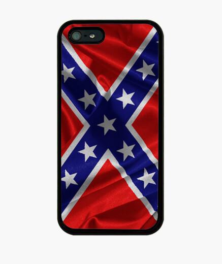 Funda iPhone Bandera Confederada