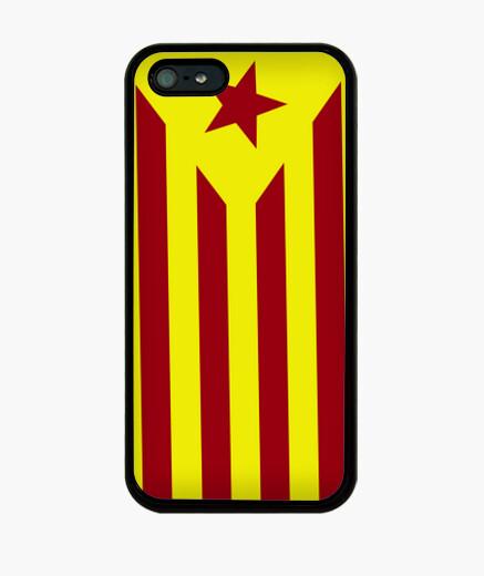 Funda iPhone Bandera Estelada Catalana