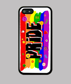 Funda Iphone, BANDERA GAY,  PAZ