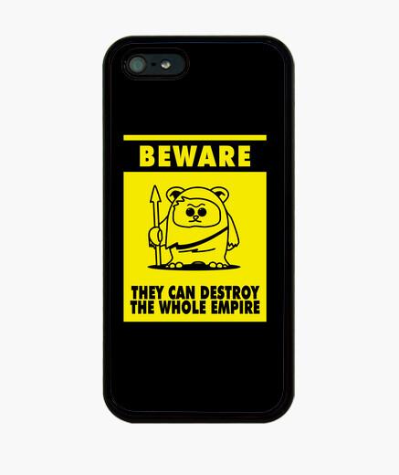 Funda iPhone Beware