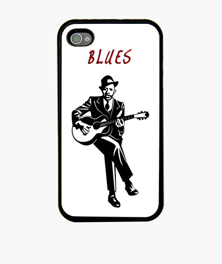 Funda iPhone Blues iP5
