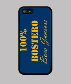 Funda Iphone Boca Juniors - 100 Bostero