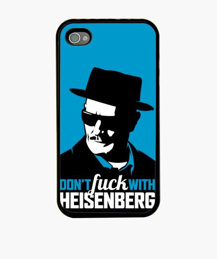 Funda iPhone Breaking Bad: Heisenberg
