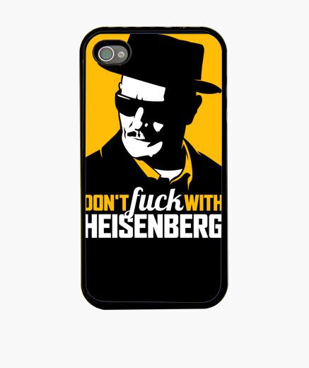 Funda iPhone Breaking Bad: Heisenberg 2