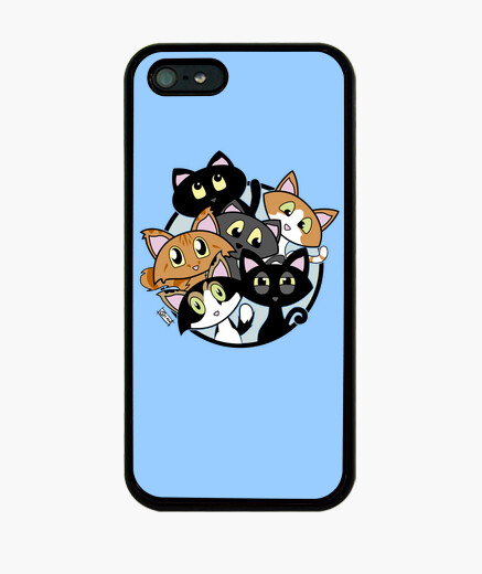 Funda iPhone CAT LOVER iPhone 5 / 5s