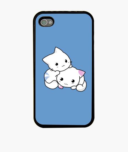 Funda iPhone Cats in Love iPhone 4/4S