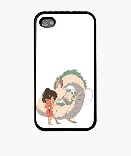Funda iPhone Chihiro y Haku
