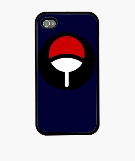 Funda iPhone Clan Uchiha (Naruto)