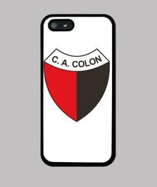 Funda Iphone Colon de Santa Fe