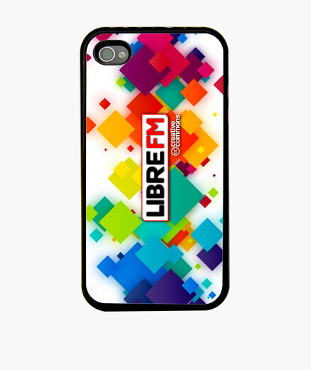 Funda iPhone Colores Libre FM funda