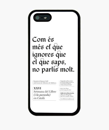 Funda iPhone Com és més el que ignores (iPhone 5)