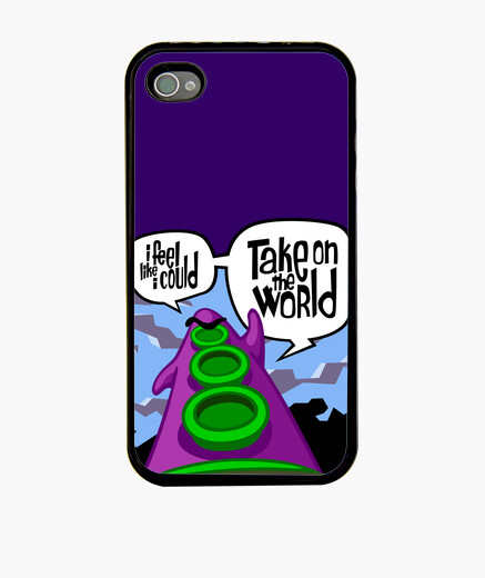 Funda iPhone Day of the Tentacle: Take on the World
