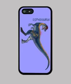 Funda Iphone Dilophosaurus