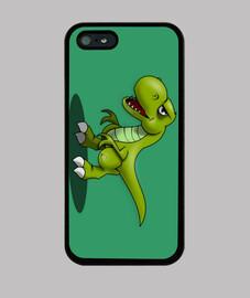 Funda Iphone Dinosaurio