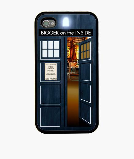 Funda iPhone Doctor Who - TARDIS iPhone 4