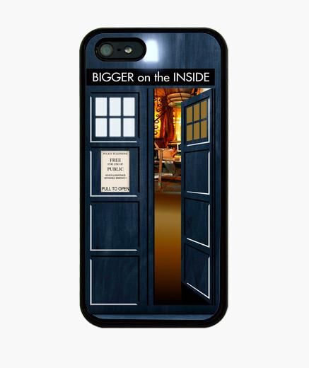 Funda iPhone Doctor Who - TARDIS iPhone 5