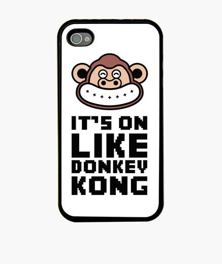 Funda iPhone Donkey Kong (para iPhone)