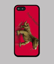Funda Iphone Dragón komodoro1