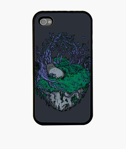 Funda iPhone durmiendo en un bosque