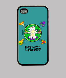 Funda Iphone Eat healthy