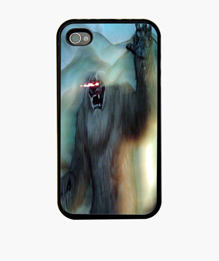 Funda iPhone El abominable hombre de las...