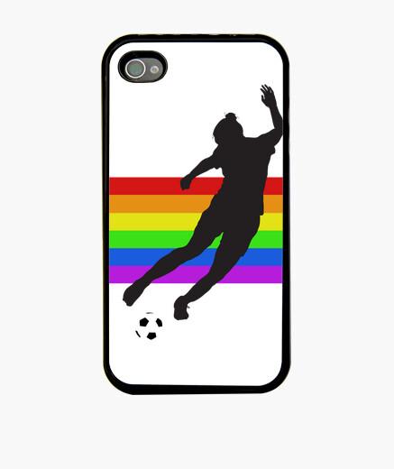 Funda iPhone el orgullo del fútbol
